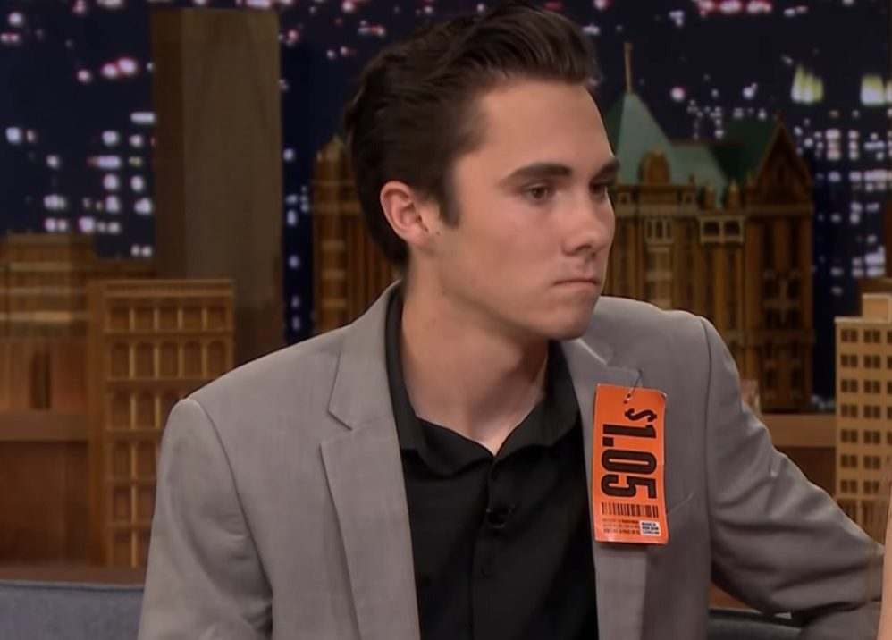 Why Is Non-Jew David Hogg Speaking At A Jewish Event About Gun Control?