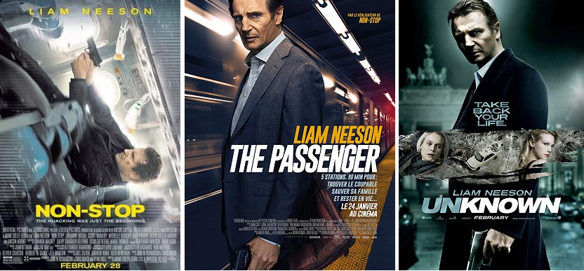 Liam Neeson Loves Heroes With Guns In Movies But Not In Real