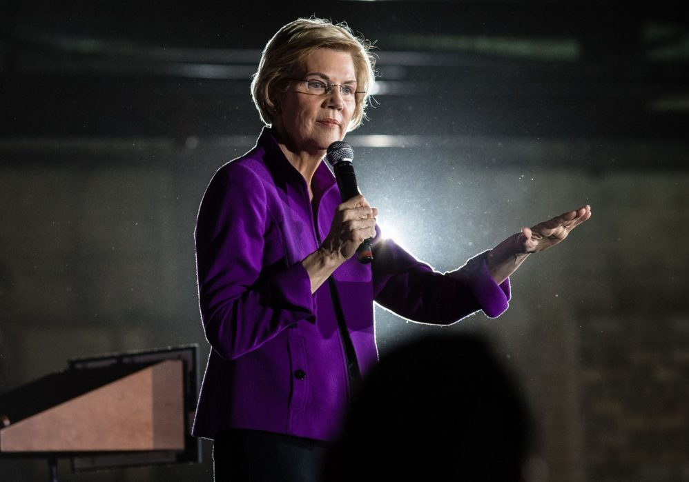 Elizabeth Warren's Immigration Plan Would Decriminalize Illegal Entry Into The United States