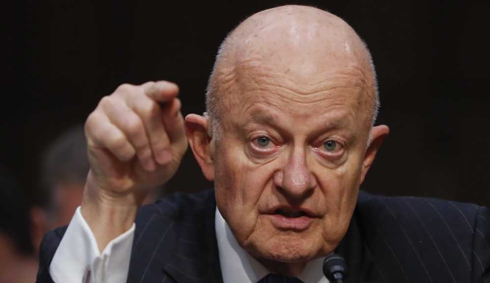 4 Different Lies James Clapper Told About Lying To Congress