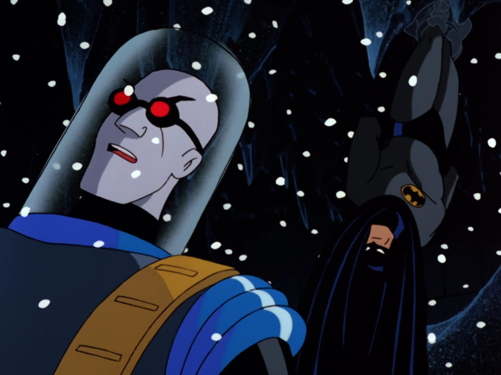 Revisiting 'Batman, The Animated Series': 'Heart of Ice'