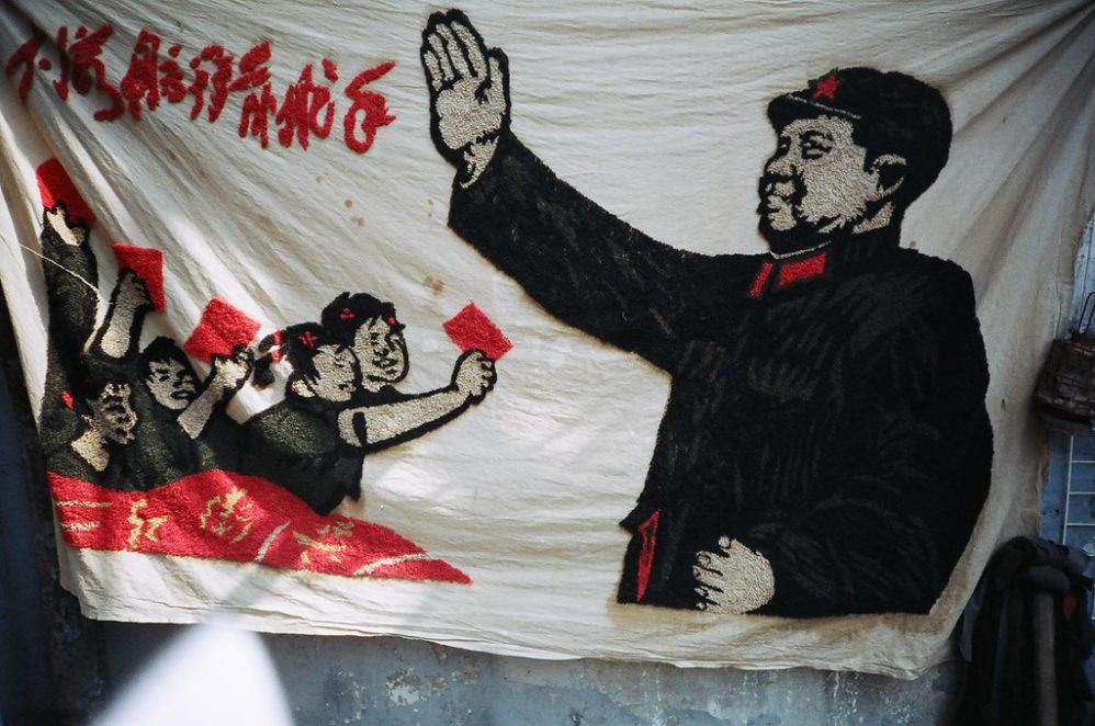 In Advance Of Tiananmen Anniversary, Chinese Censors Crack Down On Foreigners' Speech
