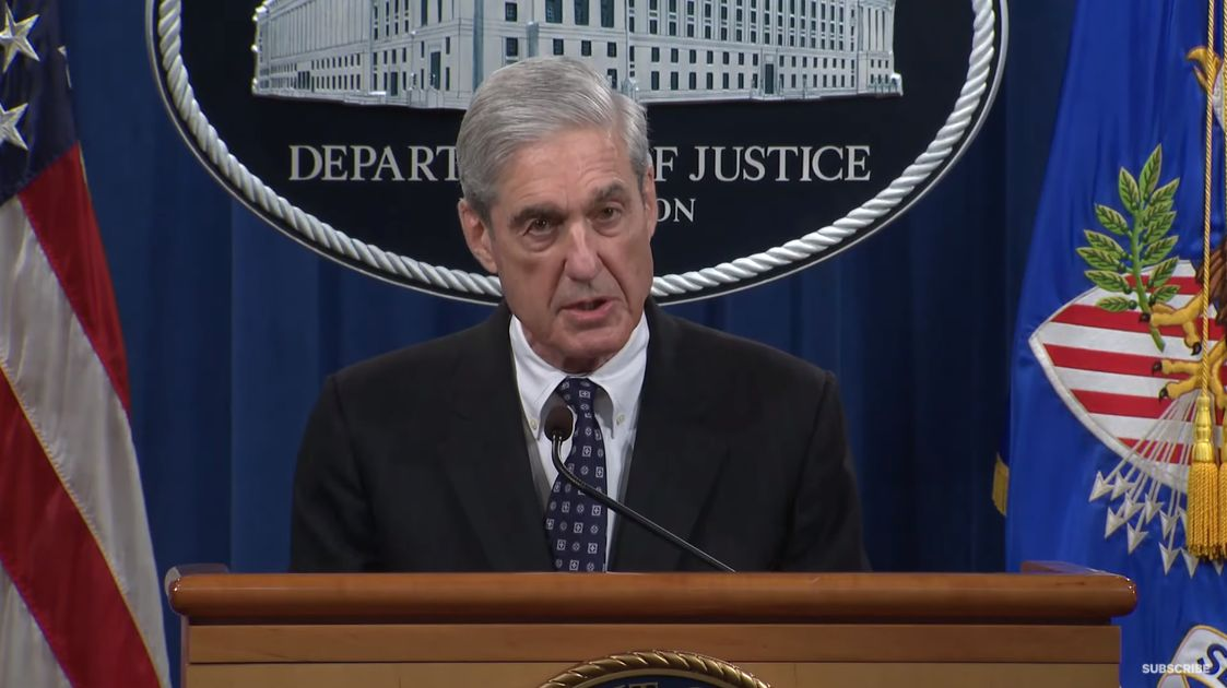 Mueller Just Proved His Entire Operation Was A Lawless