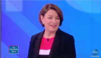 Senator Amy Klobuchar Refuses To Condemn Late-Term Abortion On 'The View'