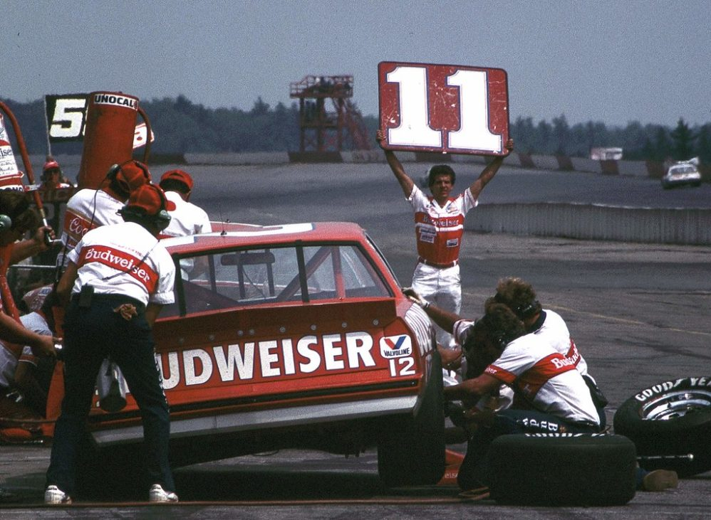 Darrell Waltrip's Retirement Highlights Stock Car Racing's Existential Questions