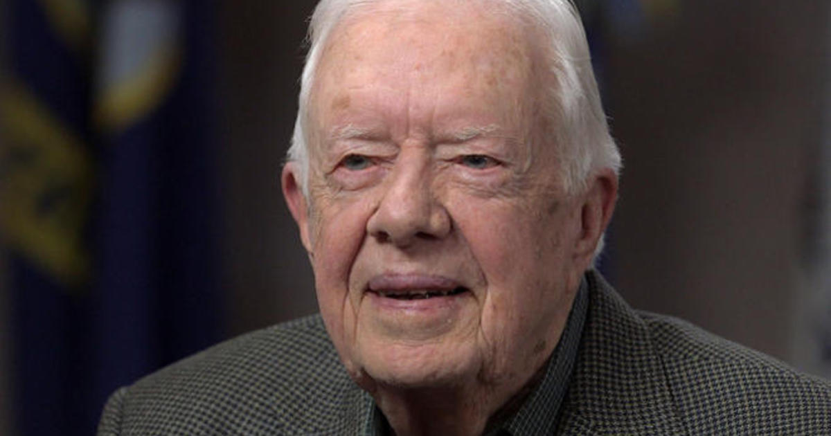 Former President Jimmy Carter Said Trump Was Not ...