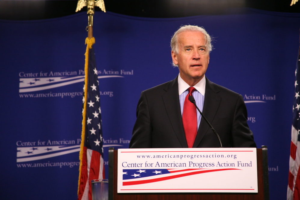 Joe Biden: We Must Protect And Build On Obamacare