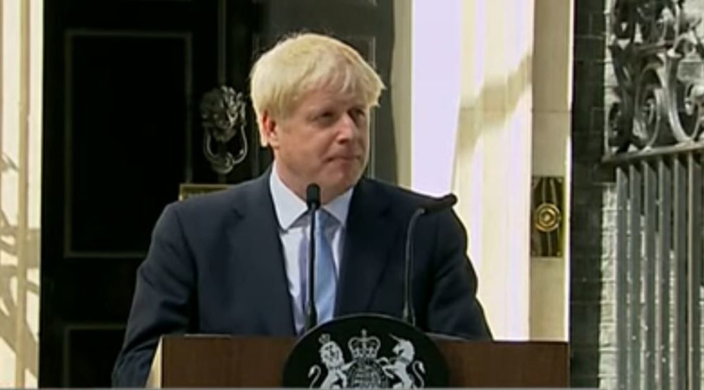 For Boris Johnson To Succeed, He Needs To Pick The U.S. Over The EU