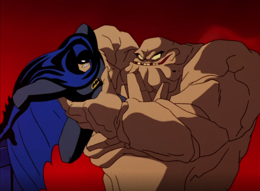 Revisiting 'Batman, The Animated Series': 'Feat Of Clay' (Parts 1 And 2)
