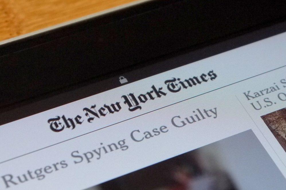 The Far-Reaching Implications Of The New York Times' Headline Swap