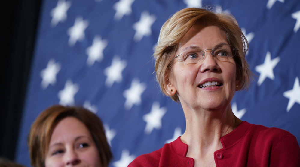 Elizabeth Warren Proposes $85 Billion Expansion Of Broadband For Rural America
