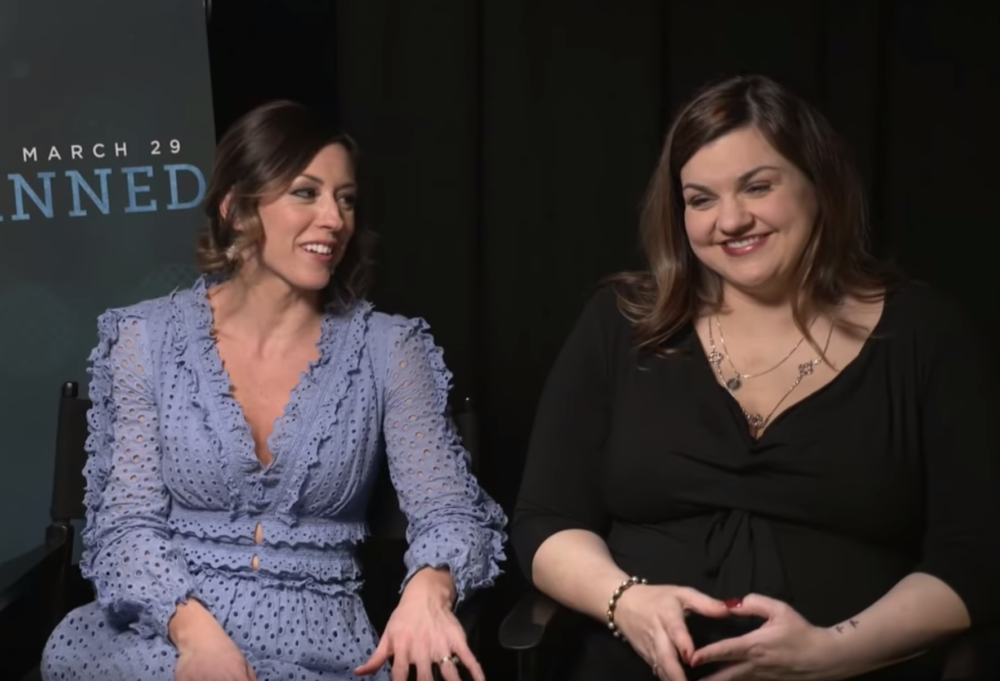 Unplanned interview with Abby Johnson and Ashley Bratcher