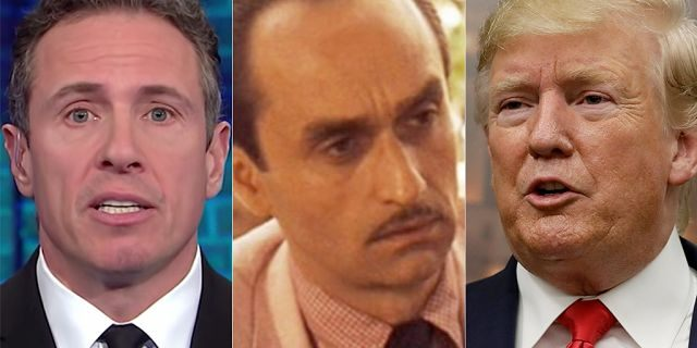 15 Best Tweets About Chris Cuomo's Insane Response To Being Called 'Fredo'