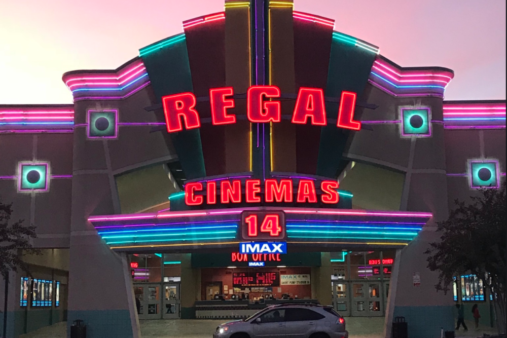 Regal Cinema faces threat of active shooter