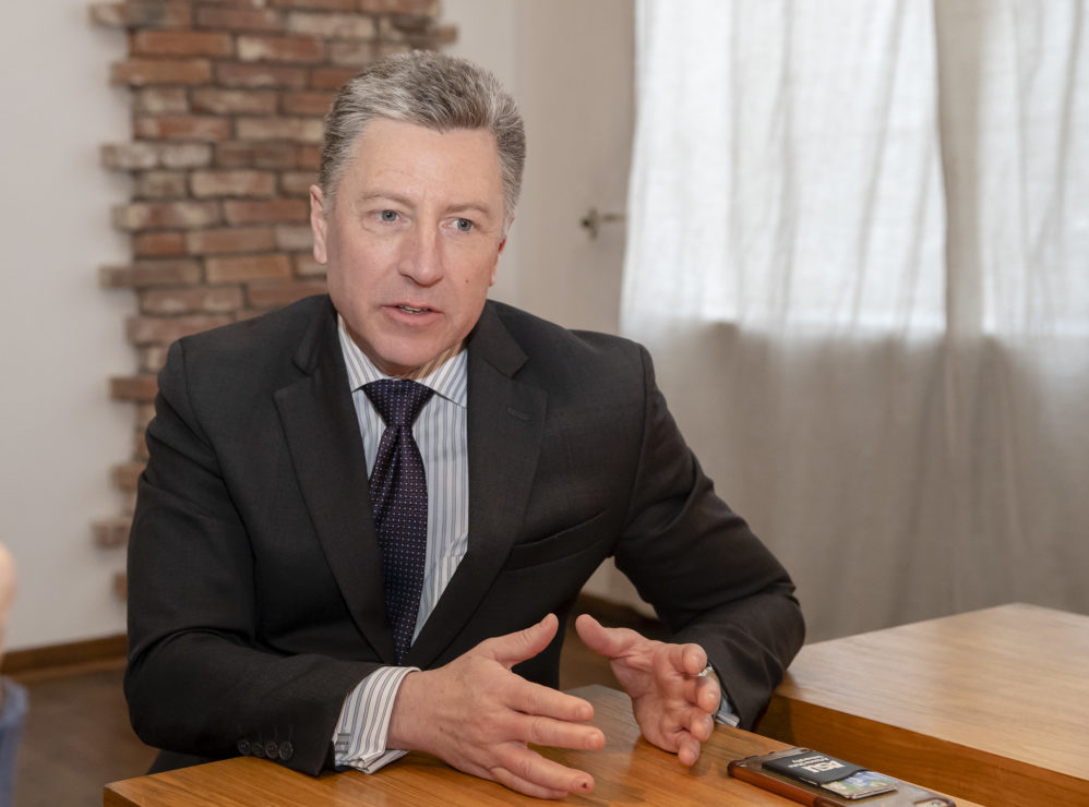 Testimony From Ukraine Envoy Kurt Volker Directly Contradicts Democrats' Impeachment Narrative