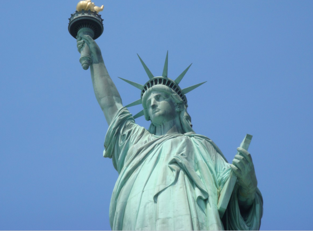 On My Anniversary Of Earning U.S. Citizenship, The Statue Of Liberty Kept Her Promises
