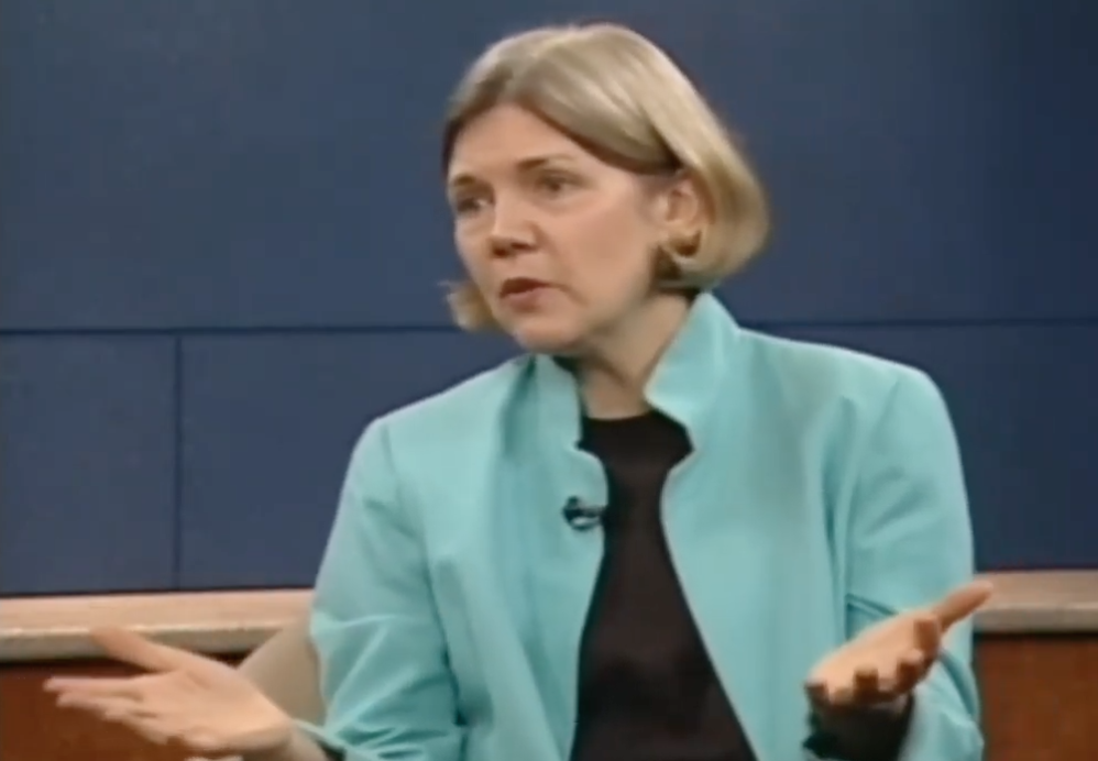 Records Show Warren Lied About Being Fired For Being 'Visibly Pregnant'