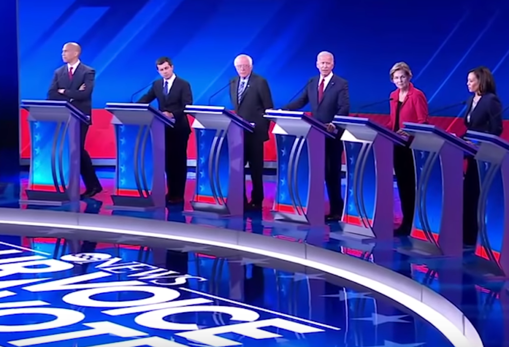 2020 Democratic Debate needs abortion questions