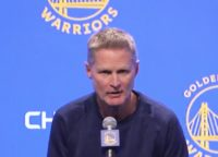 NBA's Steve Kerr Compares Communist China To Owning An AR-15