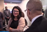 Tlaib Insists It's Not Racist To Say White People Can't Be Police Analysts