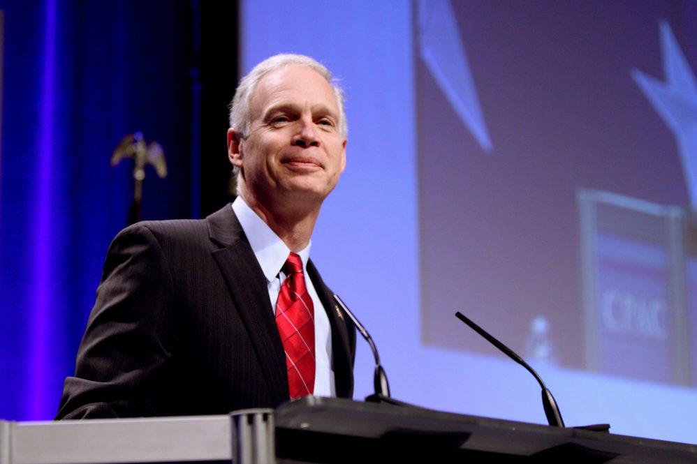Senator Ron Johnson Pushes Back On White House Vaping Initiative