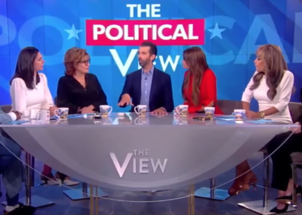 whistleblower talk on the view