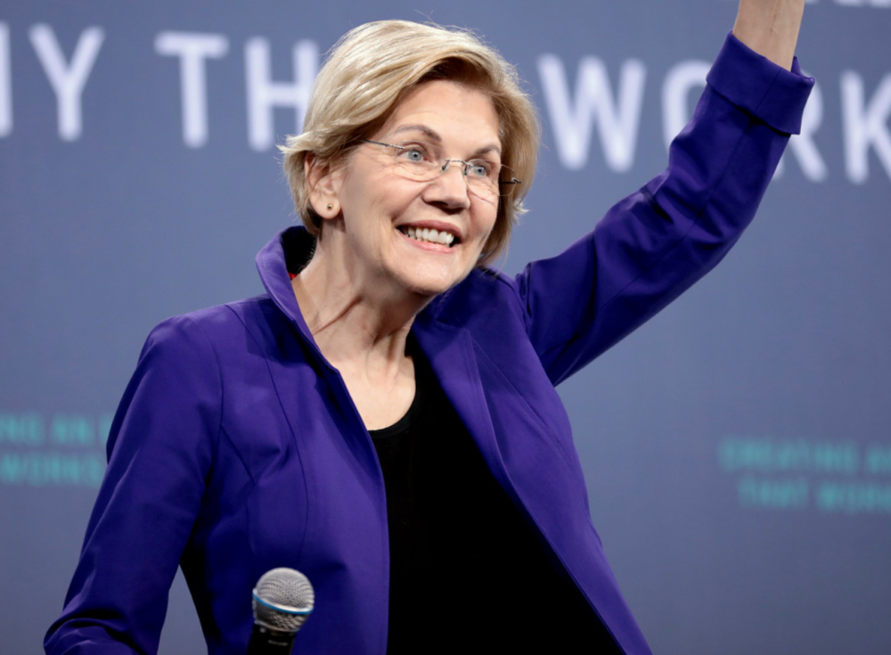 Elizabeth Warren philanthropy idea is a wealth tax