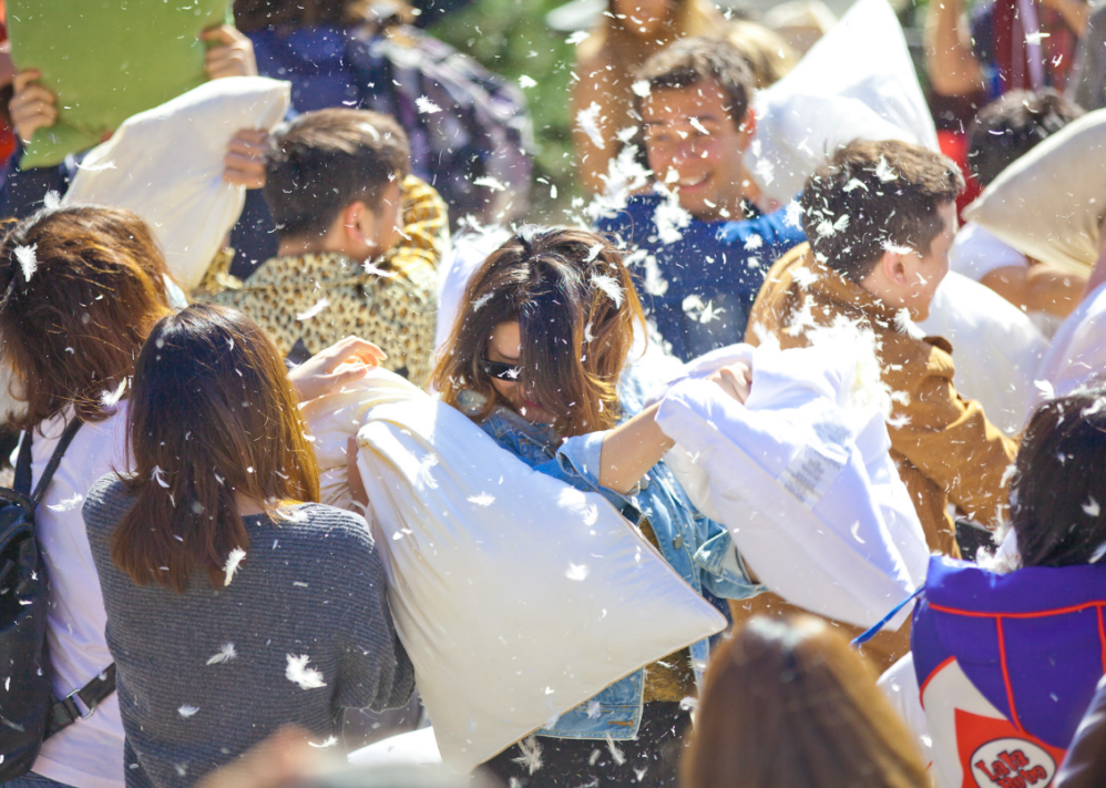 GLAAD Deems 'Pillow Fight' Offensive Language