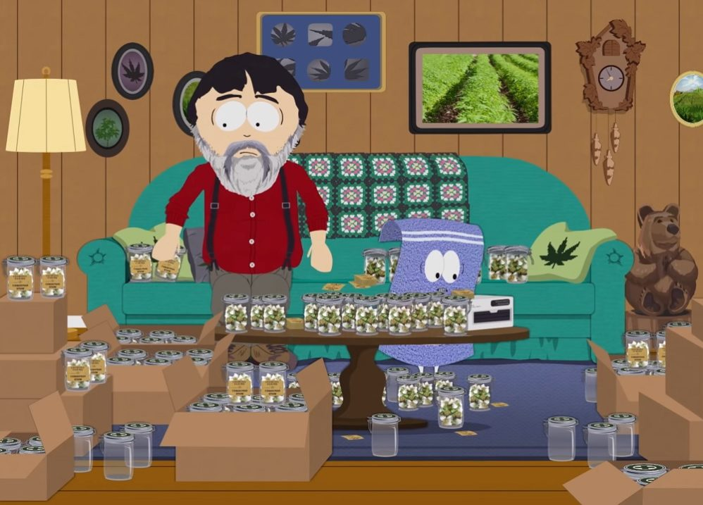 Why 'South Park' Is 100 Percent Right About Legalizing Cocaine