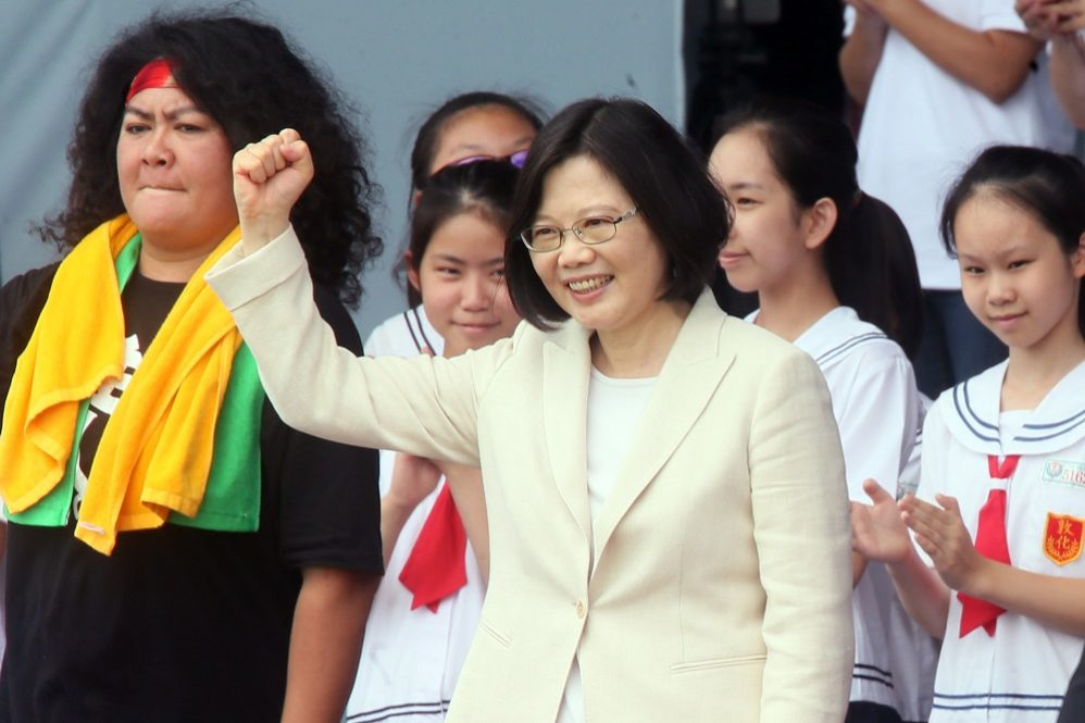 Taiwan Is About To Have An Election That Will Change The World