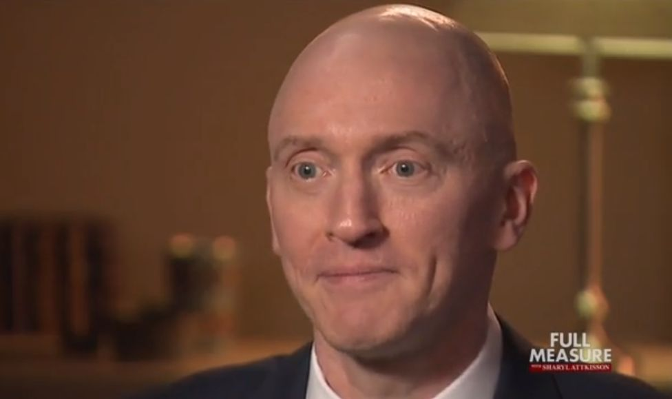 BREAKING: Spy Court Admits FISA Warrants Against Carter Page Were 'Not Valid'