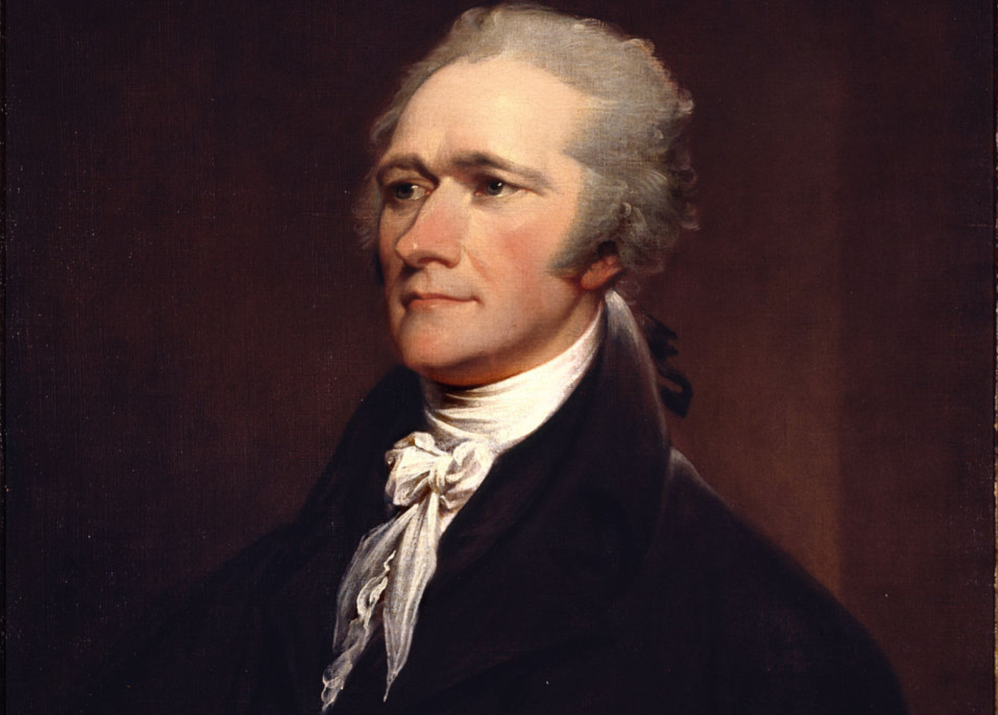 No, Alexander Hamilton Wouldn't Have Supported Trump's Impeachment