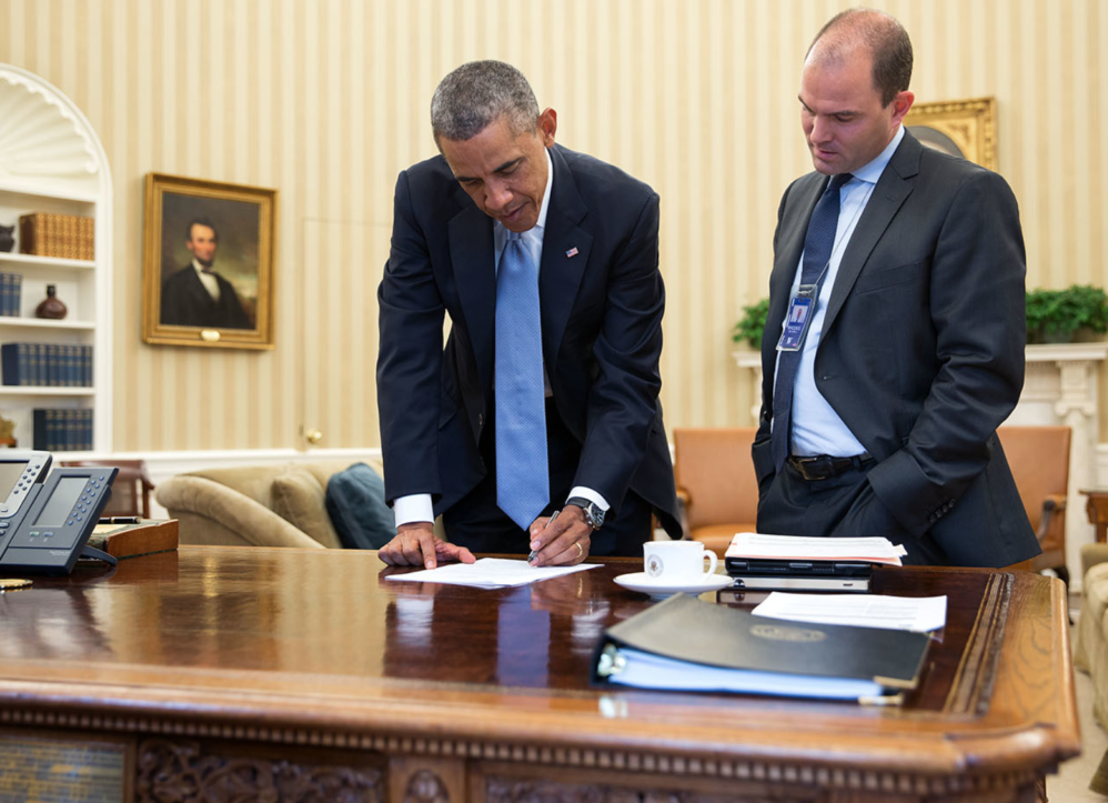 Ben Rhodes Attacks Trump To Obscure Obama's Complicity In Iran's Forever War