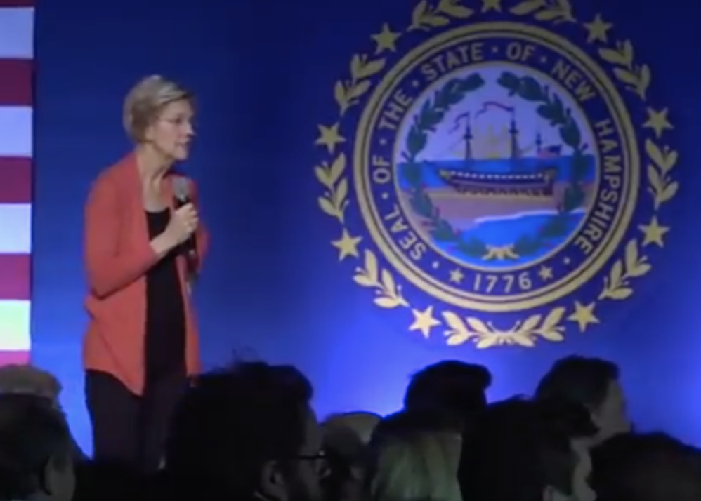 'Pro-Israel' Elizabeth Warren Vows To Boycott AIPAC Policy Conference