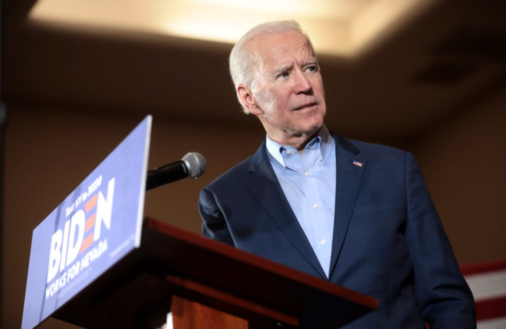 Joe Biden Shines With No Debate Audience