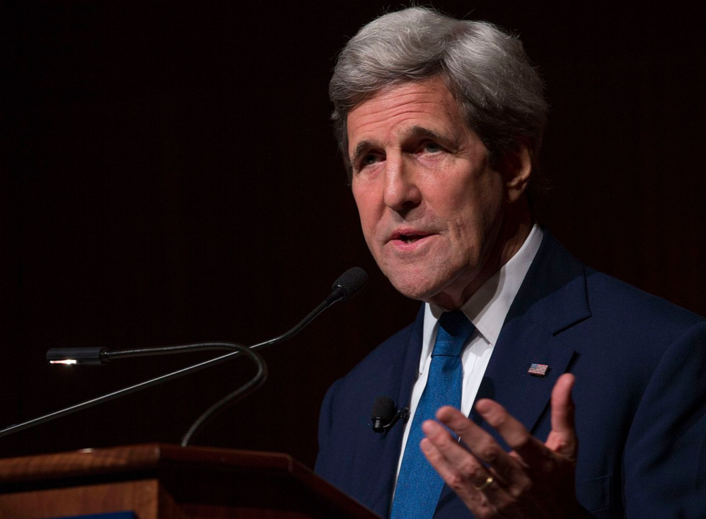 John Kerry To Gas And Coal Workers: Make 'Better Choices' Because Your Jobs Are Going Away