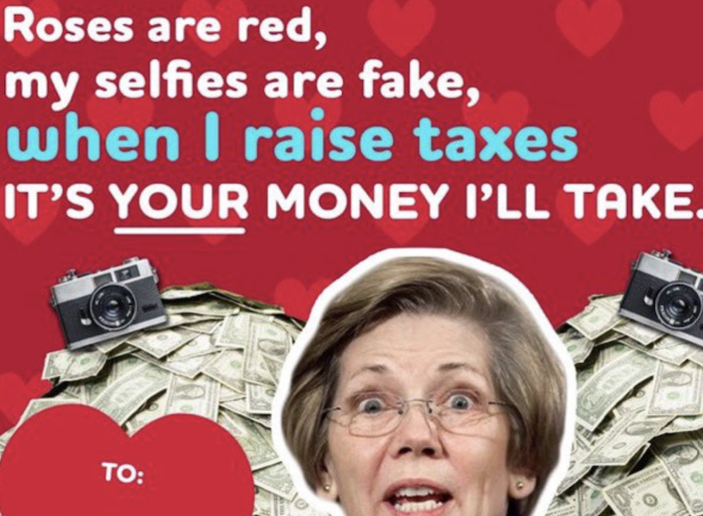 This Valentine's Day The Steamiest Relationship Is Between The Democratic Party And The Far-Left