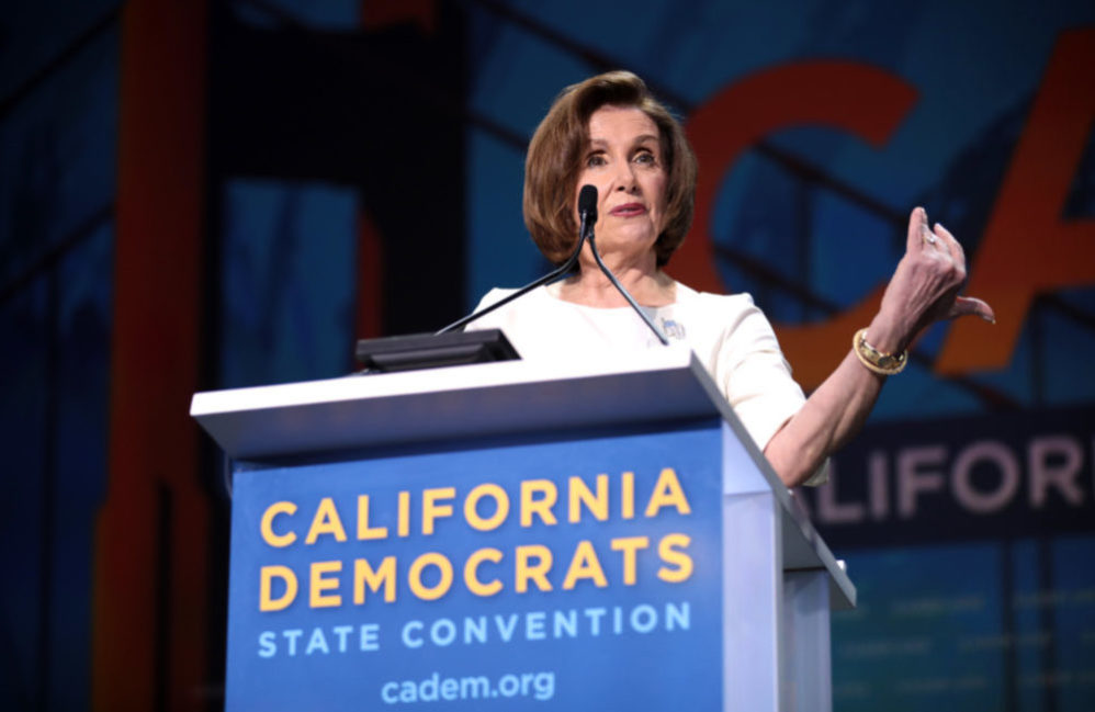 Nancy Pelosi's Terrible, Horrible, No Good, Very Bad Decision To Hold The Country Hostage