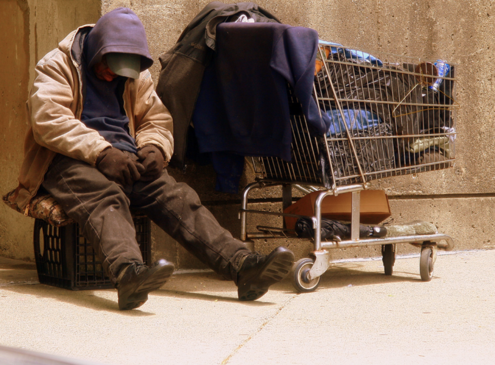 What Happens When Coronavirus Hits The Homeless Camps In California?