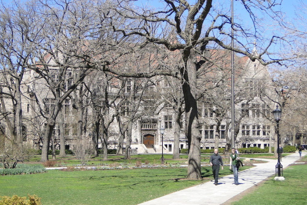 'Whiteboard Girl' Harassed For Expressing Conservative Views At University Of Chicago