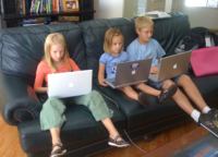 Shoving My Kids Into Online Schooling Is Depriving Them Of Real Learning