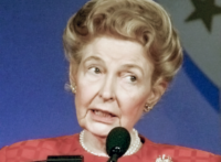 Here's 10 Things You Didn't Know About Phyllis Schlafly