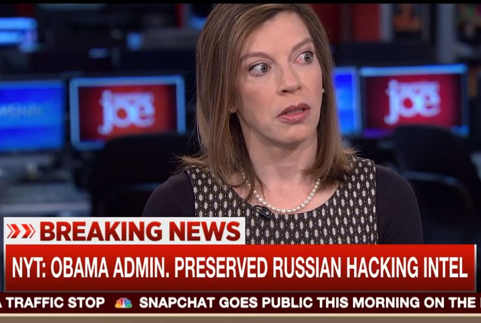 Obama Defense Official Evelyn Farkas Admitted She Lied On MSNBC About Having Evidence Of Collusion