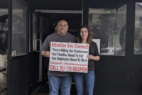 Restaurant Owners In New York City Fight Back