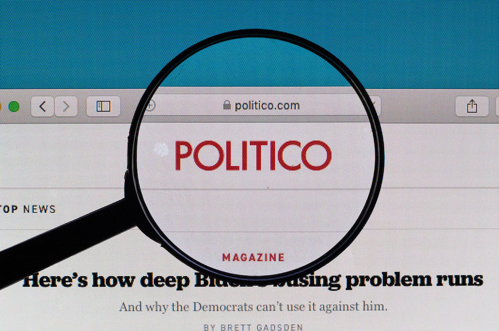 Politico's Ben Shapiro Freakout Is An Illustration Of A Much Bigger Problem