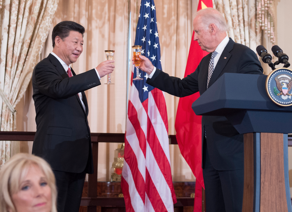 Biden China Xi Jinping