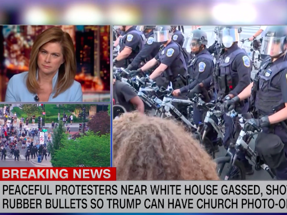 The Media Are Lying To You About Everything, Including The Riots