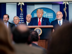 enemy of the people press briefing trump