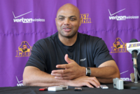 Charles Barkley On Antisemitism: 'We Can't Allow Black People To Be Prejudiced Also'