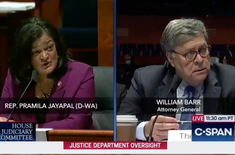Democrats Refused To Let Barr Speak Because They Know He's Right